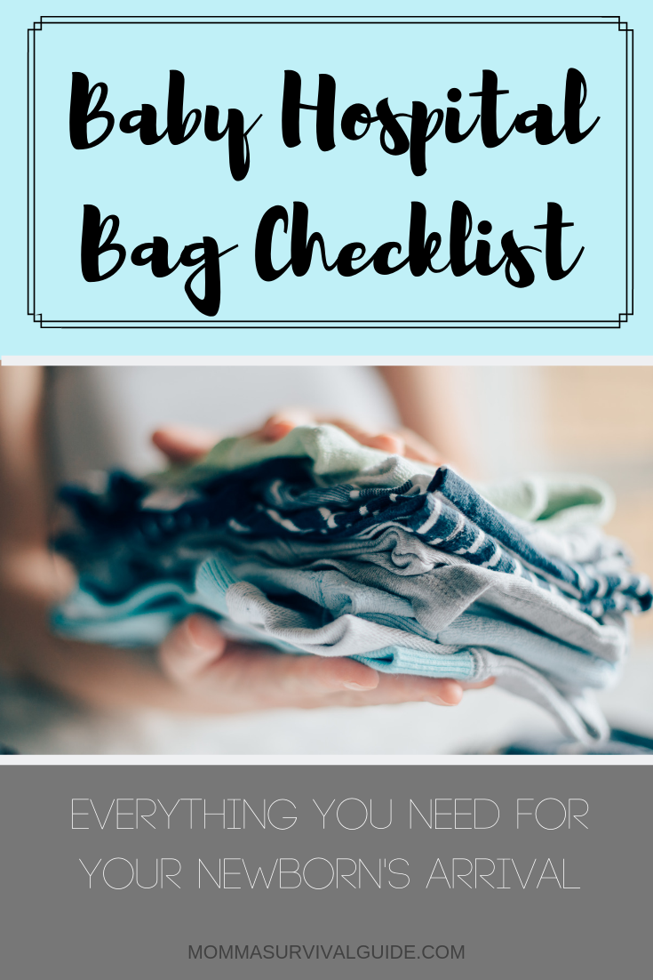 Baby-Hospital-Bag-Checklist
