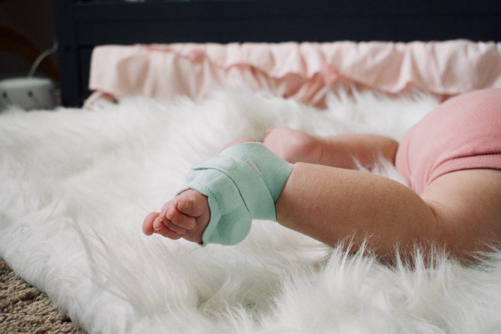 Owlet-Smart-Sock-2-On-Baby-Foot
