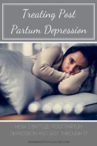 Treating-Post-Partum-Depression