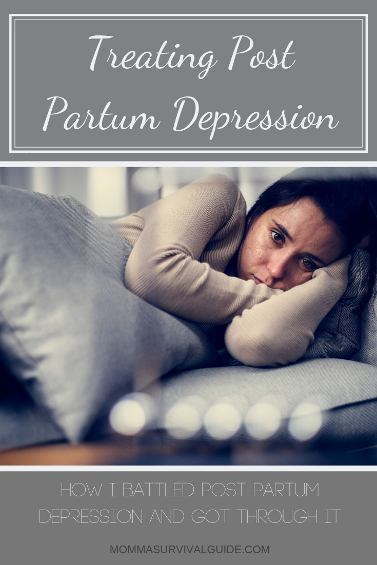 Treating-Post-Partum-Depression