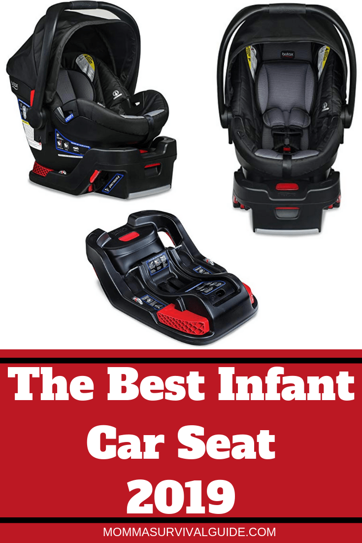 Infant Car Seat Review Britax B Safe 35 Momma Survival Guide