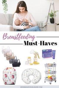 Breastfeeding-Necessities